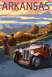 Arkansas - Outlook and Sunset Scene