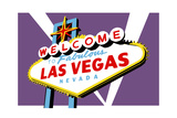 Las Vegas  Nevada - Welcome Sign