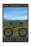Traverse City  Michigan - Bike Tart Trail
