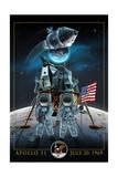 Apollo 11 - Lander and Astronauts