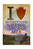 I Heart Whiskeytown National Recreation Area