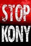 Stop Joseph Kony 2012 Political Poster