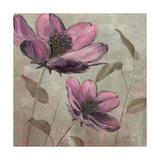 Plum Floral II