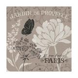 French Linen Garden III