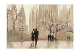 An Evening Out Neutral Giclée premium par Julia Purinton