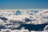 Clouds in Costa Rica Photo Poster Print