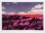 Purple Majesty Reproductions de collection premium par Michael DeCamp