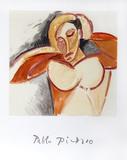 Etude pour le Nu, 13-A-k Reproduction pour collectionneurs par Pablo Picasso