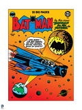 DC Batman Comics: Specialty Comic Book Covers