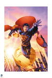 DC Superman Comics: Superman 75th Exclusive Covers