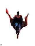 DC Superman Comics: Dark Reflection Design