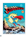 DC Superman Comics: Superman 75th Exclusive Covers