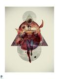 DC Superman Comics: New '52' Stellar Geometry Design