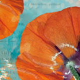 Poppies in the Sky I