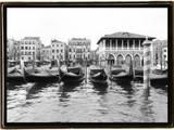 Glimpses  Grand Canal  Venice II