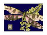 Mini Shimmering Dragonfly IV