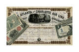 Antique Stock Certificate IV