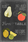 Blackboard Fruit IV