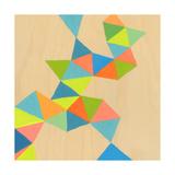 Shapes at a Cellular Level 3 Reproduction d'art par Jan Weiss