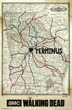 The Walking Dead - Terminus Map