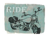 Motorcycle Ride I