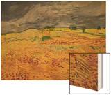 The Plain at Auvers  c1890