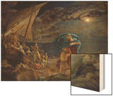 Peter Walks on Water  1806/07