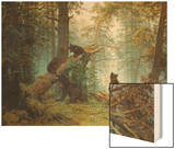 Morning in a Pine Forest  1889