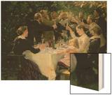 Hip Hip Hurrah! Artists' Party at Skagen  1888
