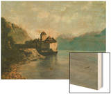 Chillon Castle  1874