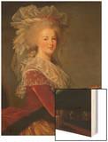 Portrait of Queen Marie Antoinette