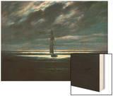 Seascape in Moonlight  1830/35