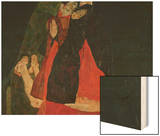 Cardinal and Nun (Liebkosung)  1912