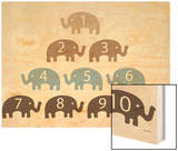 Brown Counting Elephants