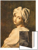 Portrait of Beatrice Cenci  Housed in the Galleria Nazionale d'Arte Antica  Rome