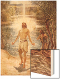 Christ Baptised by John the Baptist