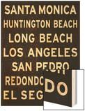 Los Angeles Sign II