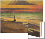 The Beach at Heist  1891-92