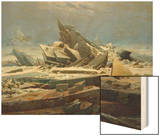 The Polar Sea (The Failed Hope)  about 1823/24