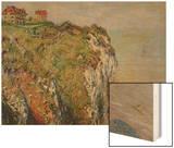 Cliff at Dieppe  1882