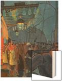 Avenue De Clichy  Paris  1887