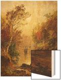 Autumn on the Wawayanda  1877