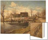 Farmhouses in Baldersbronde
