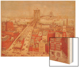 Brooklyn Bridge  circa 1883