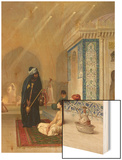 Pool in a Harem  circa 1876