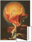 The Resurrection of Christ  from the Right Wing of the Isenheim Altarpiece  circa 1512-16