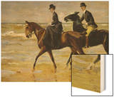 Riders on the Beach  1903