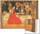 Ss Cosmas and Damian Graft the Leg of a Black Person Onto the Stump of Deacon Justinian