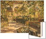 Alcazar Gardens  Seville