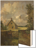 Cottage in a Cornfield  1833